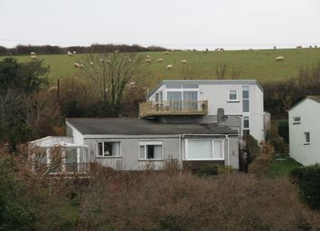 Thumbnail 4 bed detached house for sale in Downs Lane, West Looe