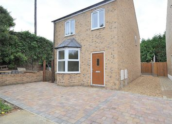 Thumbnail 3 bedroom detached house for sale in Roscrea Terrace, Huntingdon, Cambridgeshire