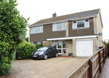 Thumbnail 4 bed detached house to rent in Cirencester Road, Fairford