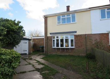 Thumbnail 3 bed property to rent in Manor Road, Newton Longville, Milton Keynes