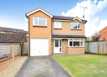 Thumbnail 4 bed detached house for sale in Egremont Drive, Lower Earley, Reading, Berkshire