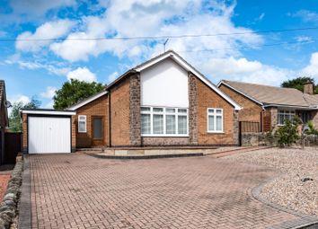 Thumbnail 3 bed detached house for sale in Woodhouse Road, Kilburn, Belper