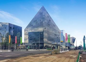 Thumbnail 1 bed flat for sale in Mann Island, Liverpool, Merseyside