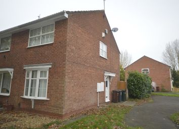 Thumbnail 2 bed semi-detached house to rent in Weyhill Close, Pendeford, Wolverhampton