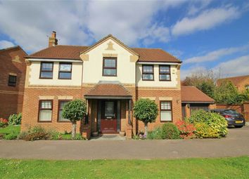 Thumbnail 4 bedroom detached house for sale in Boyce Crescent, Old Farm Park, Milton Keynes