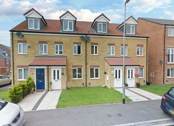 Thumbnail 3 bed terraced house for sale in Oval View, Middlesbrough, North Yorkshire