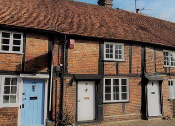 Thumbnail 2 bed terraced house for sale in High Street, Amersham