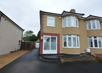 Thumbnail 3 bed semi-detached house for sale in Barrs Court Avenue, Barrs Court