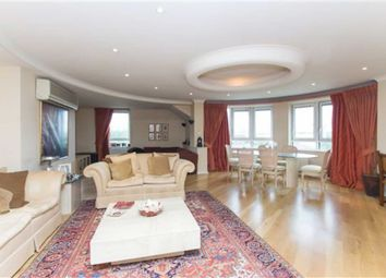 Thumbnail 3 bed flat for sale in Regents Plaza, London