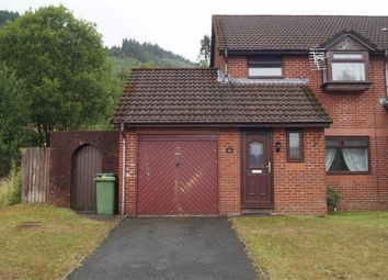 Thumbnail 3 bed end terrace house for sale in Forest View, Mountain Ash
