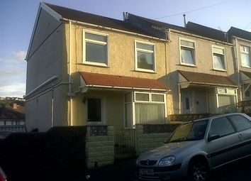 Thumbnail 3 bed terraced house to rent in Alice Street, Cwmdu, Swansea, West Glamorgan