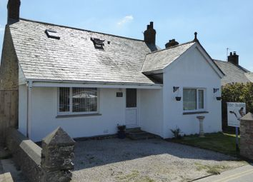 Thumbnail 3 bed detached bungalow for sale in Atlantic Road, Tintagel