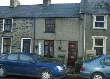 Thumbnail 2 bed terraced house for sale in Bryncir Terrace, Penmorfa, Porthmadog, Gwynedd