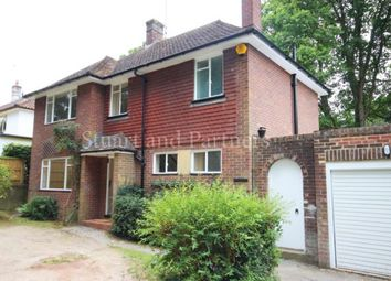Thumbnail 3 bed detached house to rent in Oathall Road, Haywards Heath
