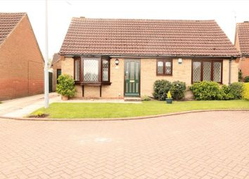 Thumbnail 2 bed detached bungalow to rent in Hunters Croft, Haxey, Doncaster