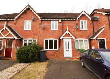 Thumbnail 2 bed terraced house to rent in Greenbank, Barnt Green, Birmingham