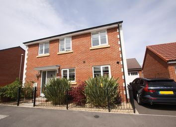 Thumbnail 4 bedroom detached house for sale in Fauld Drive, Kingsway, Quedgeley