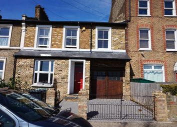 Thumbnail 4 bed end terrace house to rent in Beadnell Road, London