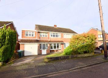 4 bed semi-detached house for sale in Frilsham Way, Allesley Park, Coventry CV5
