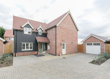4 bed detached house for sale in Dedham Road, Ardleigh, Colchester CO7