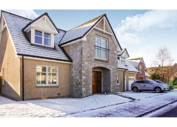 Thumbnail 5 bedroom detached house for sale in Provost Black Way, Banchory