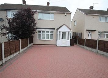 Thumbnail 2 bedroom property to rent in Edinburgh Avenue, Bentley, Walsall