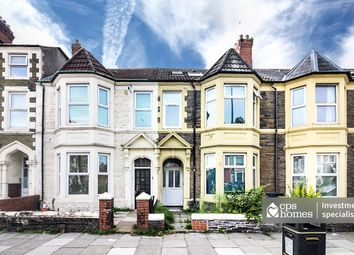 Thumbnail 9 bed terraced house for sale in Colum Road, Cathays, Cardiff