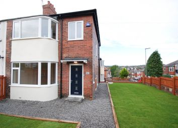 Thumbnail 3 bed semi-detached house for sale in Saltwell Road, Bensham, Gateshead