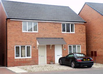 Thumbnail 2 bed semi-detached house for sale in Birch Street, Jarrow