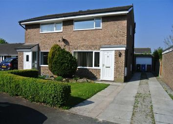 Thumbnail 2 bed semi-detached house for sale in Cunnery Meadow, Clayton Le Woods, Leyland, Lancashire