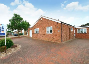 Thumbnail 4 bedroom detached bungalow for sale in Radnor Close, Herne Bay