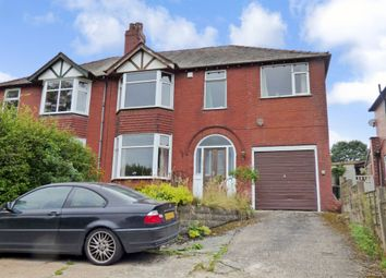 Thumbnail 5 bed semi-detached house for sale in Buxton Road, Newtown, Disley, Stockport
