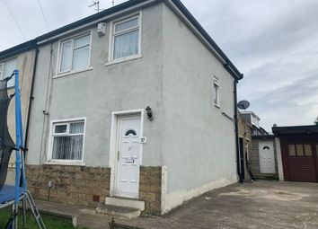 Thumbnail 3 bed semi-detached house to rent in Spencer Road, Bradford
