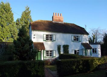 Thumbnail 2 bed cottage to rent in Up Green, Eversley, Hook