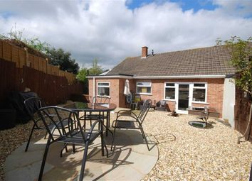 Thumbnail 2 bed semi-detached bungalow for sale in Audley Croft, Ledbury, Herefordshire