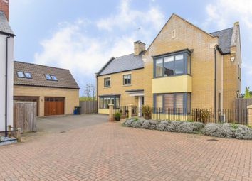 Thumbnail 5 bedroom detached house for sale in Abbey Place, Fordham, Ely