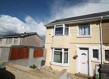 Thumbnail 3 bed semi-detached house for sale in Parade Road, Higher St. Budeaux, Plymouth