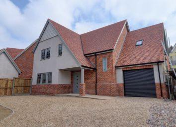 Thumbnail 4 bedroom detached house for sale in Hooks Hill Road, Sheringham