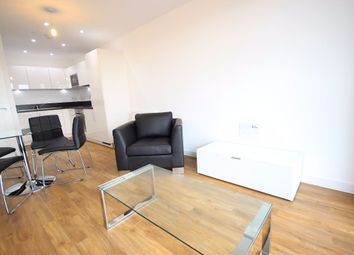 Thumbnail 1 bed flat to rent in Waterside Heights, 16 Booth Road, London