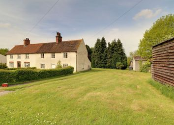 Thumbnail 3 bed semi-detached house for sale in Saxby-All-Saints, Brigg