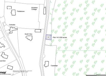 Thumbnail Land for sale in Wilderness Lane, Hadlow Down