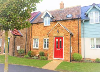 Thumbnail 2 bed terraced house for sale in The Parade, Filey