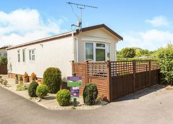 Thumbnail 2 bed bungalow for sale in Valley Park, Bamfurlong Lane, Cheltenham, Gloucestershire