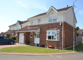 Thumbnail 4 bed detached house for sale in Fenton Close, South Kirkby, Pontefract