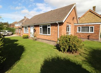 Thumbnail 2 bed detached bungalow for sale in Middlefield Lane, Gainsborough