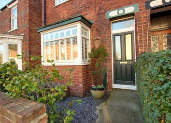 Thumbnail 3 bed end terrace house for sale in Holme Church Lane, Beverley