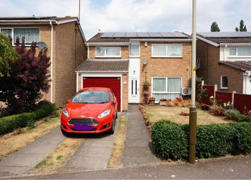 Thumbnail 4 bed detached house for sale in Copeland Avenue, Leicester