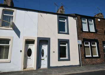 Thumbnail 3 bed terraced house to rent in Darcy Street, Workington