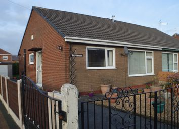 Thumbnail 2 bed semi-detached bungalow for sale in Irongate, Bamber Bridge