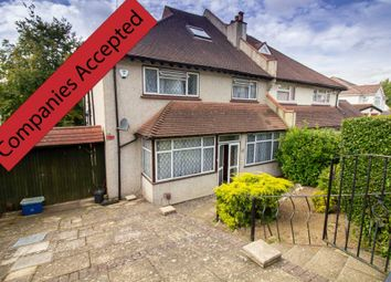 Thumbnail 5 bed detached house to rent in Downs Court Road, Purley